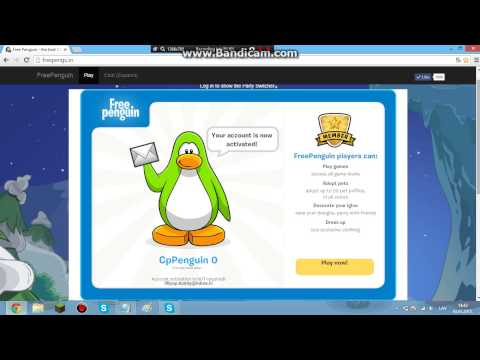 How to get free membership in clubpenguin? (no download and hacks)