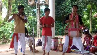 Assamese flute tune -- Asinayang. @ Kaziranga orchid garden