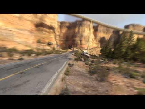 Trailer Trackmania 2 Canyon