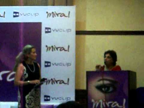 Kiran Wali Delhi Minister At Press Conference Vuclip Launches Mira! video