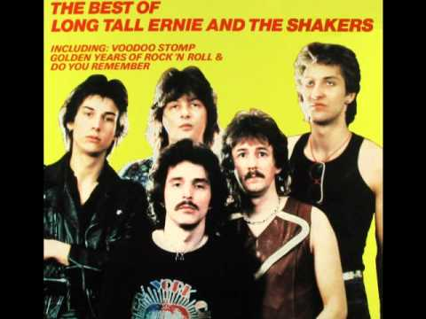 Long Tall Ernie & The Shakers Golden Years Of Rock n Roll