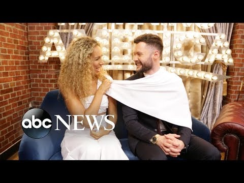 Download Lagu  Leona Lewis and Calum Scott share their favorite duets of all time Mp3 Free