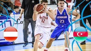 Австрия до 18 : Азербайджан до 18