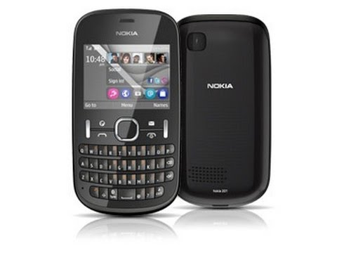 nokia asha 201 unboxing & run through on tesco