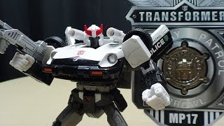 MP-17 Masterpiece PROWL: EmGo's Transformers Reviews N' Stuff