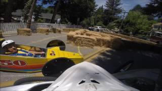 BEST Soapbox Derby Video Ever-Cheatin