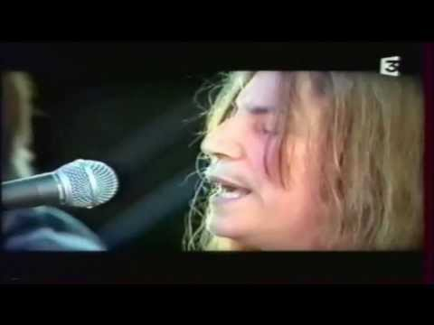 Patti Smith  Jubilee [Live Aux Vieilles Charrues 2004]