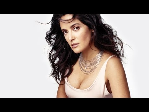 Salma Hayek Is An Action Goddess In Everly - Comic Con 2014 video