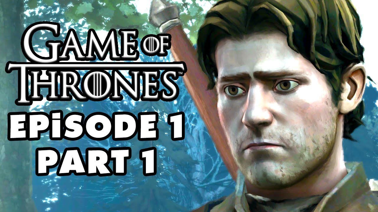 Game of Thrones От Telltale Games Game of Thrones Telltale