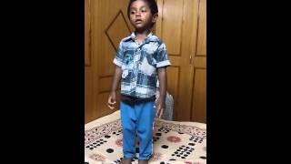 DEV singing JANA GANA MANA