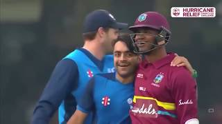 World XI vs West Indies T20 Match 2018 Full Highlights HD