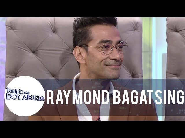 Raymond, being called as 'Thirst-trap Tito' by some netizens | TWBA
