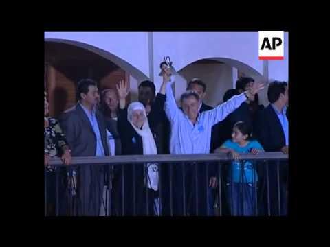 WRAP Lebanese PM reax, celebrations, Hariri reax, Tripoli
