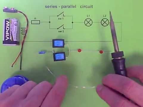 Как подключить точечные