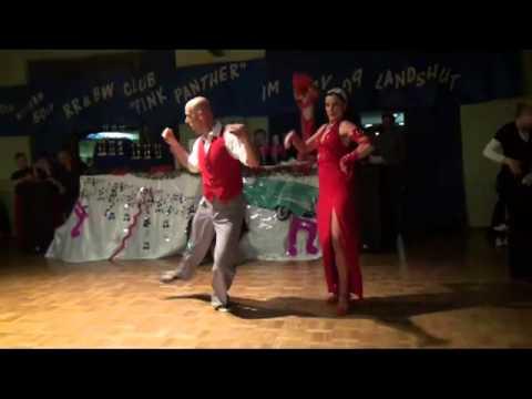 Cornelia Versteegen & Stephan Eichhorn - Pink Panther Cup 2011