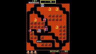 Arcade Longplay [612] Mr. Do