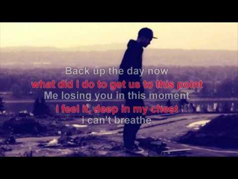 ♫ Broken yet holding on