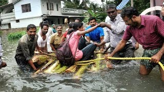 Kerala floods live coverage: Ground Report from Aluva - Watch Exclusive