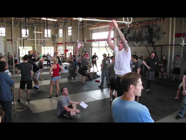 CrossFit Max Effort - 2012 Open WOD 12.1