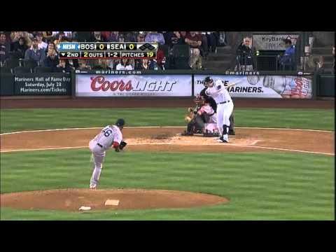 2012/06/28 Morales' scoreless start