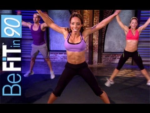BeFit in 90 Workout System Preview