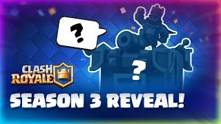 Clash Royale Season 3 Reveal! 💪 TV Royale September Update News & Balance Changes