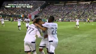 Pedro Morales Lasers In A Free Kick Stunner