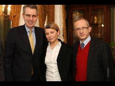 Юля Тимошенко встала на ноги Тимошенко на ногах в американском посольстве