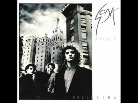Soda Stereo - Soda Stereo - en el borde - Doble vida - 1988