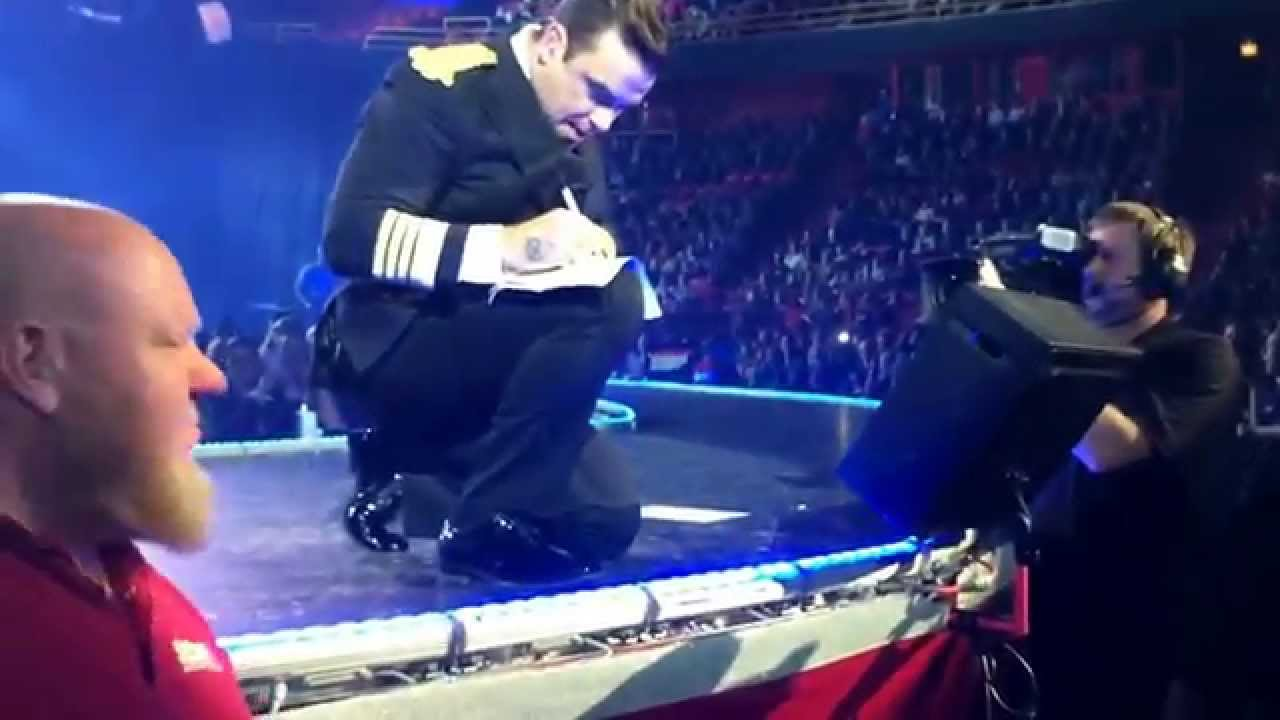 robbie williams stockholm