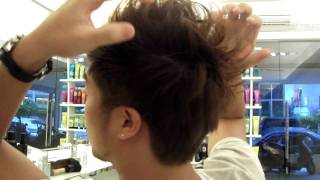 男生如何自己整理頭髮--超級實用