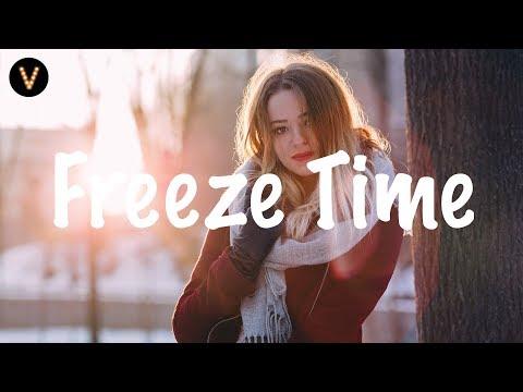 Manse Feat. Alice Berg- Freeze Time (Lyrics / Lyric Video) Kenway & WildVibes Remix