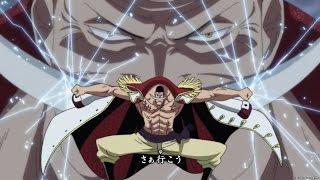 [Anime Strong World] Edward Newgate - Whitebeard Rework
