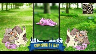 Pokemon go live last slakoth community day