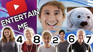 Julien Bam - Mach die Robbe! Entertain Me (Staffel 3 Folge 2)