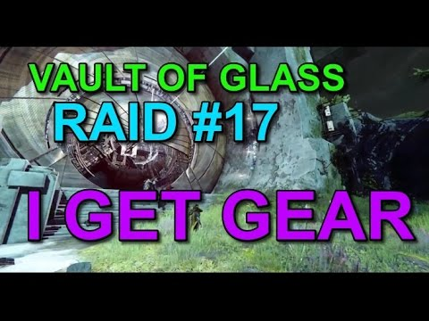 Destiny Vault Of Glass The Raid Where The Gear Actually Drops video