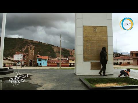 CRÓNICAS DE RUTA: HUAMACHUCO -BLOQUE 1