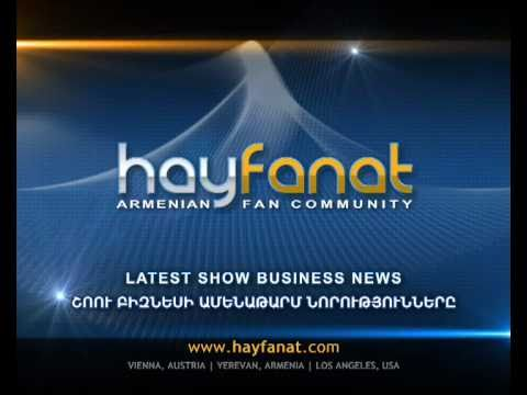 HayFanat.com Commercial ► First Armenian Fan Community Online klip izle