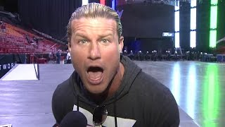 Dolph Ziggler Teaches The Art of Cutting a Promo!