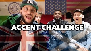 Funniest Accent Challenge!