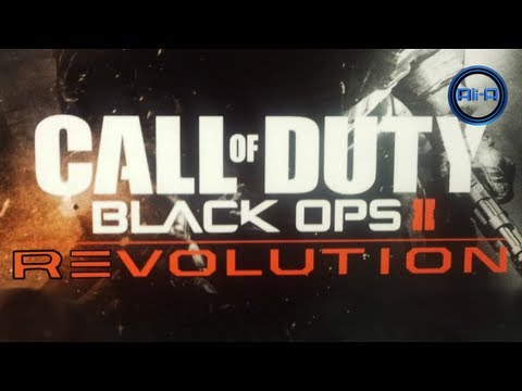 "Black Ops 2 ""Revolution"" MAP PACK 1 - Gun DLC, New Zombies Map & Multiplayer DLC! - BO2 Gameplay"