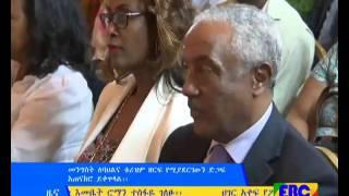 Ethiopian Amharic Eve news January 02, 2015