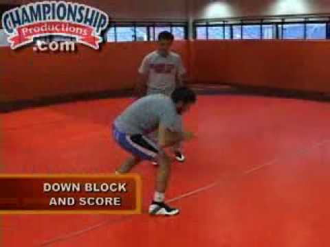 John Smith:  20 Championship Wrestling Drills Image 1