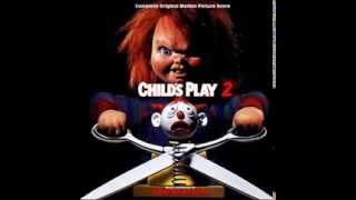 Child's Play 2 Soundtrack - Graeme Revell - OST (complete) (1990)