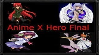 Anime X Hero Siege