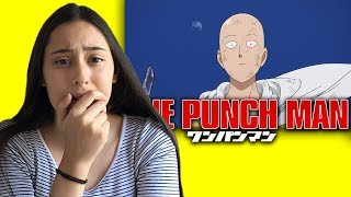 "One Punch Man Episode 12 FINALE REACTION!! ""The Strongest Hero"""