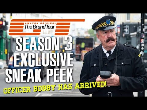 [EXCLUSIVE] The Grand Tour — First Look Photos from Season 3 《 2018 》