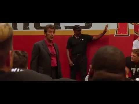 Великая речь Аль Пачино перед матчем