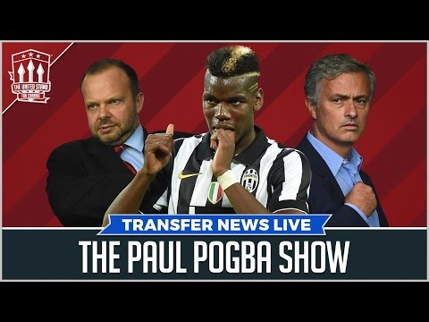 The Paul Pogba Show | Manchester United Transfer News