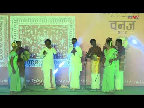 TODA DANCE: TAMIL NADU | NATIONAL TRIBAL FESTIVAL VANAJ 2015